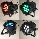 USD33.5 più poco costoso Small 7*10W 4 -One in RGBW LED LED PAR Can