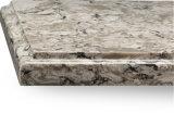 2017 Elegant Wit 2 PAC Keukenkast door-l-56 van de Luxe