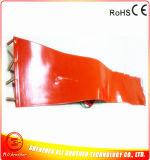 chaufferette de pétrole de tambour en caoutchouc de silicones 60c de 220V 250*1740*1.5mm