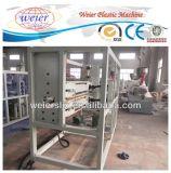 Ligne en plastique machines de pipe de plastique de PE du HDPE PPR pp