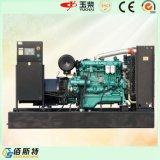 Jogo de geração Diesel silencioso comum da energia eléctrica de China 200kw250kVA