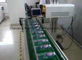 Marcador láser CNC para el grabado de materiales no metálicos