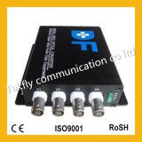 Comercia convertitore all'ingrosso ottico 1310 della fibra del VGA HDMI RS485 il video