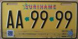 Centro 미국 자동차 면허증 격판덮개/번호판/차량 격판덮개