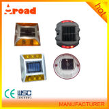 Goujon en aluminium solaire de clignotement chaud de route de la vente DEL d'usine