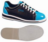 Chaussures de bowling spéciales, lueur dans des chaussures foncées. 7 couleurs sont disponibles