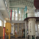 Bon Quality 50t/D Rice Bran Oil Extraction Plant