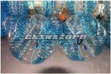 Fútbol Loopy inflable colorido durable de la burbuja de la bola en el precio promocional