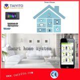 Campanello di memoria incorporata della Cina Taiyito video per la villa con la funzione di automazione domestica