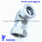Het staal CNC houdt Montage van het Lassen van de Montage van de Slang de Hydraulische in