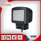"""5.5 """" 90W indicatore luminoso del lavoro del CREE LED"""