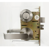 Stainless caldo Steel Door Lever Lockset per Warehouse e Passage