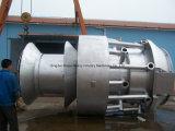 Kuppelofen. Gussteil-Maschinen, Gießerei-Ofen