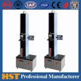 Máquina de teste universal da tensão e da compressão da mola eletrônica da indicação digital (50N -5KN)