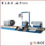 Grande torno horizontal resistente do CNC para o cilindro de papel de giro (CG61300)