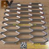 Verschobene erweiterte Metallineinander greifen-dekorative Decke stempeln und ausdehnend