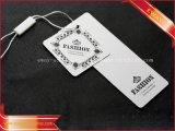 Étiquette en plastique de joint d'étiquette de coup de vêtement de mode