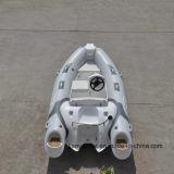 Liya 3.8m barco da velocidade de China de 4 barcos infláveis das pessoas mini
