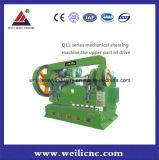 Máquina que pela del mecanismo impulsor mecánico de la parte superior de la serie Q11