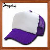 調節可能な野球帽の急な回復の野球帽6のパネルの帽子