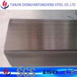 1.4301 1.4404 aislante de tubo de acero cuadrado 316L 304 en acero inoxidable
