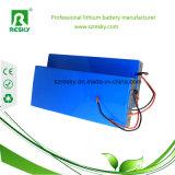 Li-Ionenbatterie-Satz 24V 13ah mit Cer RoHS MSDS Akku für elektrischen Roller