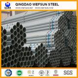 Q235/Ss400/A36 a galvanisé la pipe en acier/la pipe de grand dos de pipe galvanisée par acier