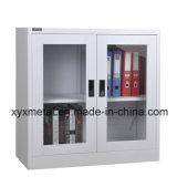 Preiswerte Metallmöbel-Speicher-Datei-Schrank-Labormedizin-kleiner Schrank