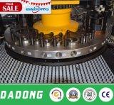 Punzonadora de la torreta hidráulica del CNC del orificio del metal de hoja