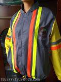 Высокое качество Men' Безопасности обеспеченностью видимости s куртка высокой отражательная