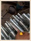 Accessoires galvanisés d'échafaudage accouplant des chevilles
