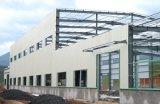 Gruppo di lavoro Pre-Costruito multi portata della struttura d'acciaio con la gru (KXD-SSB72)