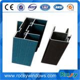 Preiswerter Baumaterial-Strangpresßling-Aluminiumzwischenwand-Profil