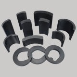 Hard Ferrite Ring Magnet (UNI-Ferrite-oi8)