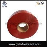Fita elétrica da borracha de silicone para a emergência que isola a fita adesiva