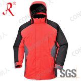 Revestimento impermeável e respirável da alta qualidade de esqui (QF-615)