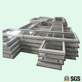 De Witte Deur van uitstekende kwaliteit van de Gordijnstof van het Aluminium van de Kleur Poeder Met een laag bedekte, de Deur van het Aluminium, Deur K06014