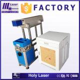 Máquina de alta velocidad de la marca del laser de la fibra (HSGQ-20W)