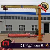 7ton 전기 호이스트 조정 기둥 지브 기중기