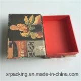 Rectángulo de empaquetado del regalo del papel de la fábrica del OEM