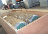 Film de PVC Madera contrachapada Máquina de moldeo por presionar