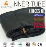 Appareil-photo butylique initial 3.00/3.25-18 de chambre à air de tube de moto de tube