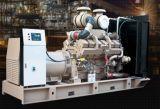 Cummins, 124.8kw pabellón silencioso primero, sistema de generador diesel de Cummins Engine