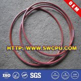Silikon-Gummi-Dichtungs-Dichtung/O-Ring (SWCPU-R-OR043)