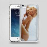 Caisse de téléphone de densité d'impression transparente de nouveaux produits anti pour cas de couverture de téléphone mobile de densité de Samsung d'iPhone l'anti