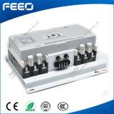고품질 ATS 3p 125A-800A에 의하여 주조되는 상자 자동 이동 스위치