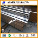 Barre en acier plate douce de longueur normale de la structure 5.8m de la GB A36