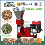 작은 생산 에너지는 트렁크 옥수수 밀짚 줄기 펠릿 기계 선반을 분해한다