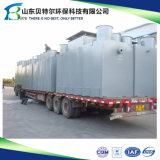Traitement des eaux usées de 150 m3 / jour pour l'abattage, pour le poulet, la vache, l'abattage de porcs