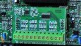 16 zonas ataron con alambre el sistema de alarma con el protocolo de Cid utilizado (ES-816)